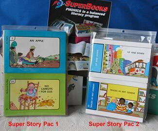 Super Books Story Packs
