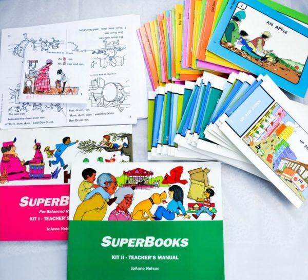 phonics readers for homeschoolers
