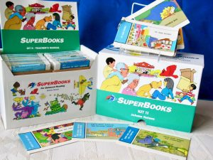 superbooks kit 2 box