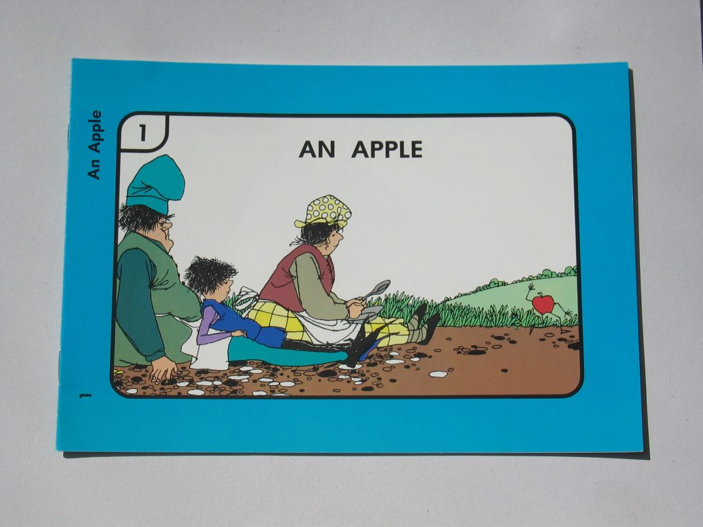 Superbooks Book - An Apple