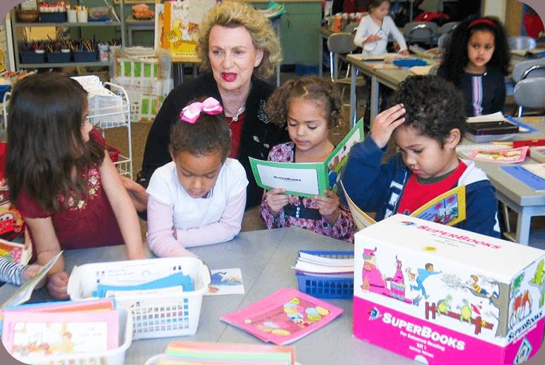 Reading Program Superbooks Kit