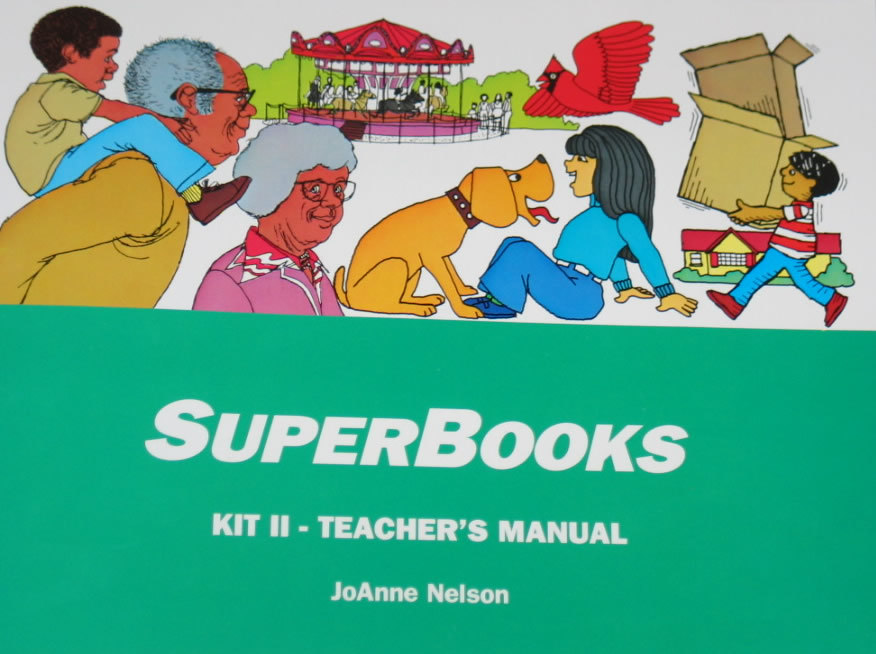 Teachers Guide for Kit 2