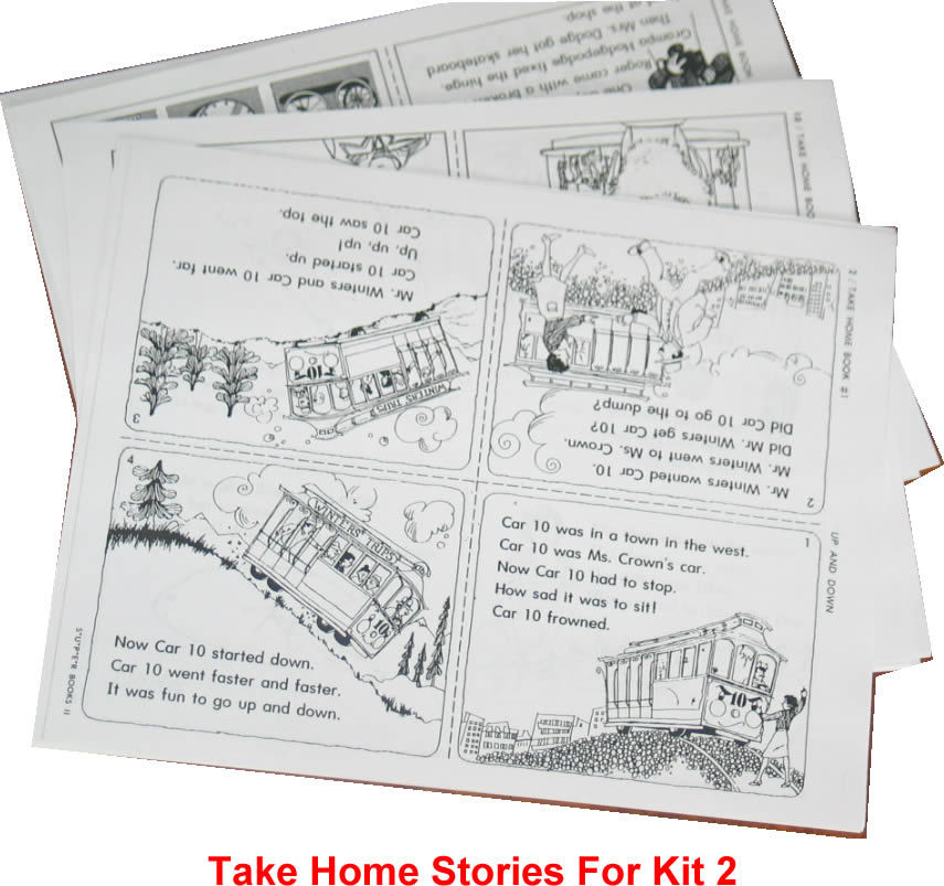 Take-Home Stories For Kit 2