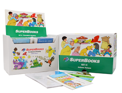 SuperBooks Kit 2 ($295 Value)